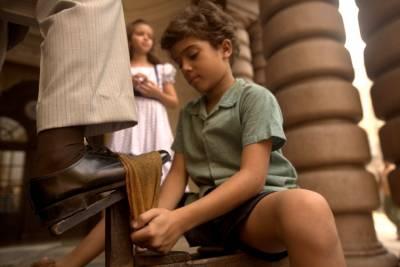 一個擦鞋男孩的故事,沒有什麼不可能!
