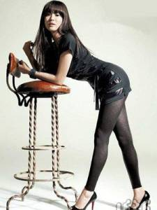 驚艷!她們身高全都不到160...身材超矮卻有修長美腿的十大女星!