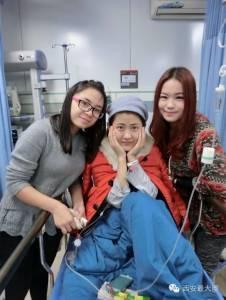 最美癌症女孩-李娜,截肢後仍在昨天去世…病重了,還給孕婦讓出床位…