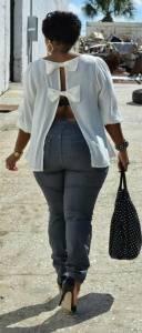 胖的人就該這樣穿!立刻顯瘦的各種時髦穿搭方式,女人這輩子都應該要學下來!!!