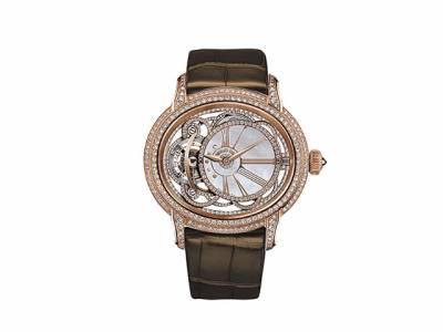 2015年日內瓦高級鐘錶展報導I - 工藝與科學