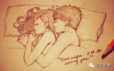 女人為什麼願意男人抱著睡?看完所有男人都偷偷哭了...