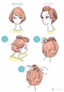 女孩不得不知 9種實用瀏海技巧讓你更俏麗!