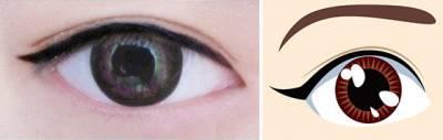 6種功能眼線改造明眸