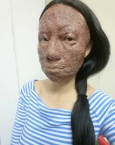 超噁心面膜 你還有更誇張的可以放在臉上嗎