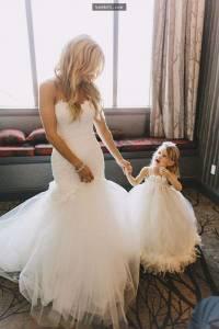這位新郎的誓詞絕對是最獨特最感人的,但他卻不是對新娘說…而是對「她」!!!
