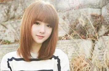 「圓臉」女孩最適合的10款髮型!看完再也沒有煩惱...