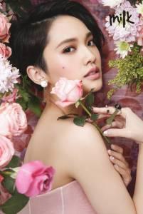 楊丞琳:成為更好的自己,她是這樣做的.....│MILK X 雜誌