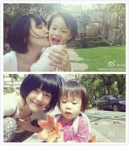 【明星媽媽經】徐熙娣:「愛跟擁抱,才是王道。」