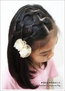 手殘也學得會!!韓式髮型➙八種浪漫瀏海整理教學,趕快幫妳的孩子編編看!