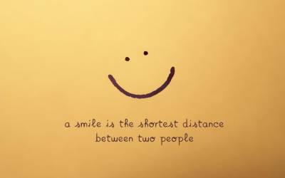 微笑的十個理由~