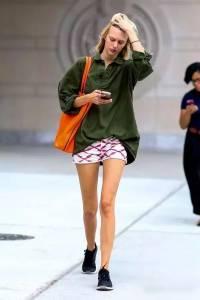 腿是性感的象徵,但怎麼穿才能更吸睛 今年春夏短褲穿搭大全都這在 能不看嗎