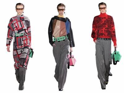 2015秋冬時裝周-Loewe 未來實驗