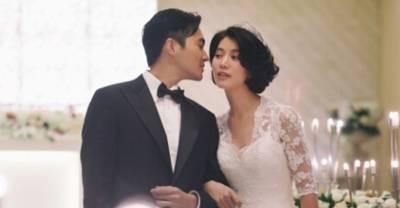 張智霖:上天帶我不薄,讓我24年前就遇到一生摯愛... 有一種愛,叫袁詠儀與張智霖...