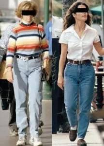 女人穿衣容易犯的暴醜搭配!一穿上準被人鄙視嘲笑,路上許多人都這樣阿。。。