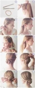 超模票選私搭最愛的18種髮型 每個都好好看喔 重點是,真的非常簡單 附教學