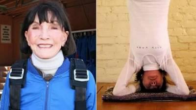 看看這位92歲的女士,真不敢相信她能做到這些事!最恐怖的是她50歲時就已經...
