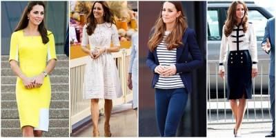 【獨家企劃】英國凱特王妃也愛的ONE-TONE穿搭法!以全身○○來達成!