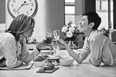 愛情長跑近20年 陳可辛與吳君如談起這段不結婚的愛情…