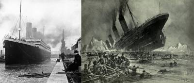 鐵達尼號不為人知的故事,太震撼了
