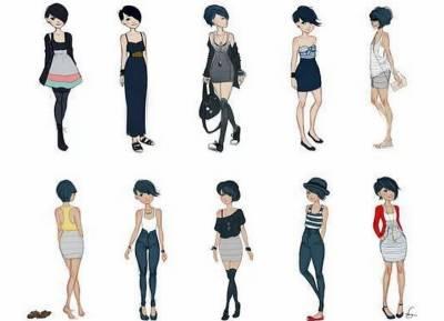 如果你有這些穿著方式...請立刻停止這樣穿!這些穿著只會讓男人無法直視!
