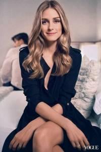 奧莉維亞巴勒莫Olivia Palermo保持美麗從容的關鍵是…