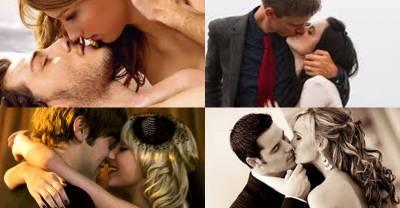 想知道男人的情史並不難,他的接吻方式會把他給出賣了...