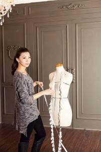 新娘與婚紗的親密曲線,專訪婚紗設計師VERA LAM│FG美型誌
