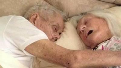 結婚七十五年的夫婦告訴他們的子女,他們竟然想要以『這種』方式離開人間…沒想到真的發生了...