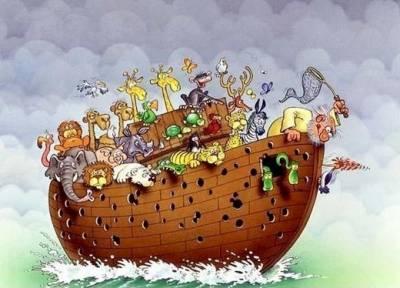 從諾亞方舟的故事可以學到11件事
