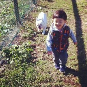 一位媽媽給兒子拍了一組紅遍全球的照片,心都被融化了。。。