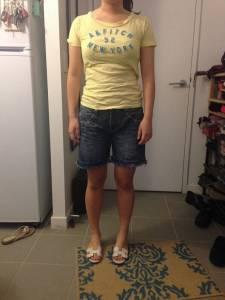 正妹po文問網友們去海邊穿什麼好,然後…