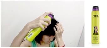 簡單4步驟!從洗髮到造型,教你變身「蓬髮女孩」....讓髮根立正站好!!