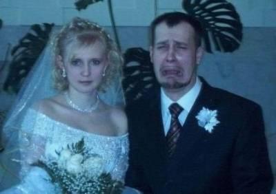 20張婚禮上奇葩的照片,這樣的婚禮真難懂!