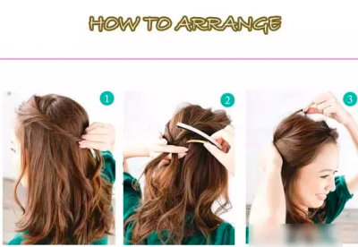 「三步驟5分鐘」夾好一顆女神頭!8款髮型速成學,錯過一輩子注定當崩壞女!不看會後悔!