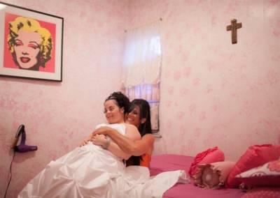一場唐氏女孩的特殊婚禮,好有愛的媽媽!