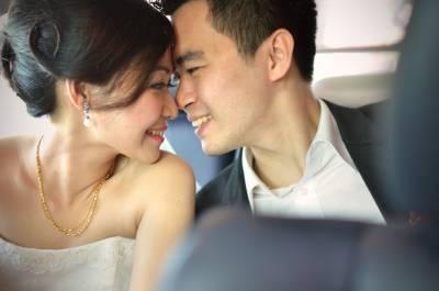 從交往到決定結婚,只有半年的時間,只因為......?!愛,讓我們更相信擁有堅持的勇氣!│圓神出版社