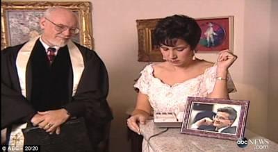 二十年前,一個女律師嫁給了一個連環殺手,為他做了二十年的無罪辯護,如今她『一句話』讓法官徹底大傻眼...