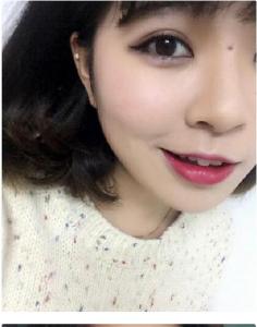 愛情真偉大!她為了一個喜歡的小鮮肉,決定從男人婆變「韓系正妹」!網友驚呼:比潤娥還美100倍!