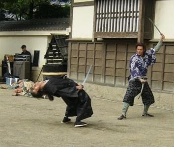 死了50000次的日本演員!一位偉大的武士!