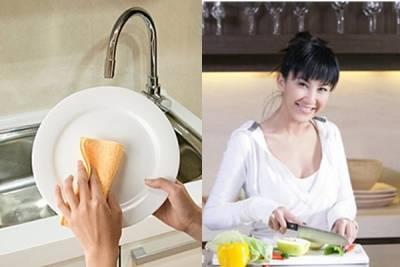 到男友家吃飯到底要不要幫忙洗碗?她的回答網友大讚