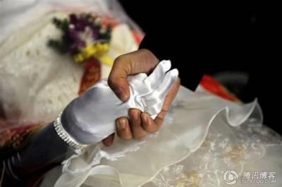 火葬場的婚禮!流淚看完,珍惜你的所有!3億人全部被感動!!