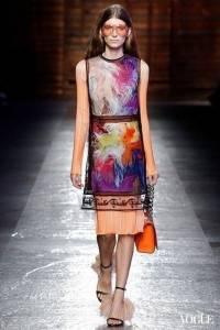 2016春夏米蘭時裝週:Emilio Pucci釣魚,願美人魚上鉤