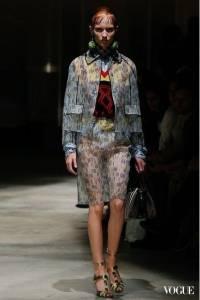 2016春夏米蘭時裝週:Prada超現實的出色