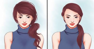 讓女人瞬間變正的髮型一次公開了!再也沒也醜女人,為了漂漂亮亮請一定要學下來!