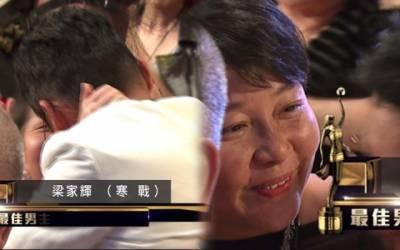 誰說演藝圈沒有真愛?看完梁家輝與他太太的故事,所有人都被感動了...