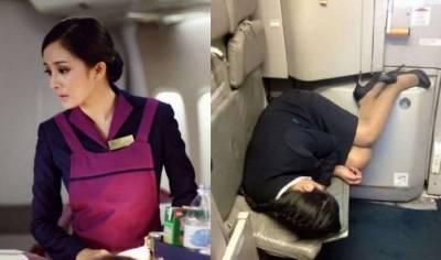 網友總是認為有空姐女友一定很棒,但這位有真實經歷的男生卻跳出來說大家都想錯了…