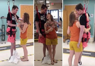 他在6年前因為車禍而四肢癱瘓,當女友說要討回他欠下的東西時我爆淚了…