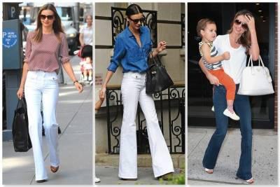 褲管越寬越時尚 那些年我們一起穿的喇叭褲回來了!