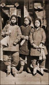 圖解中國古代女子「纏足」,不是你想的那樣